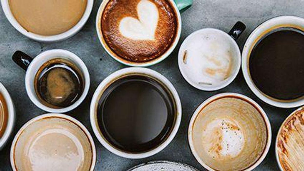 Coffee Could Perk Up Your Liver