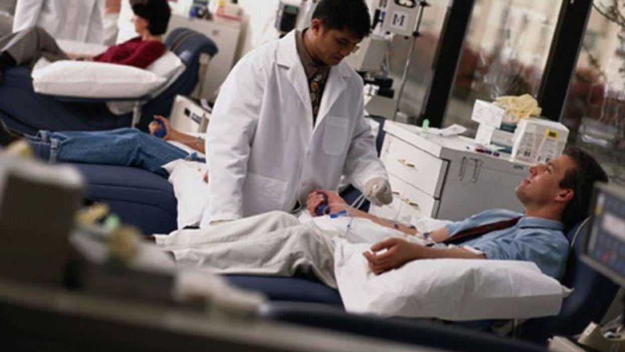 blood donation