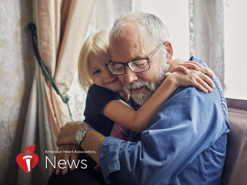 AHA News: Embraceable, Healthy News: Hugging Is Back