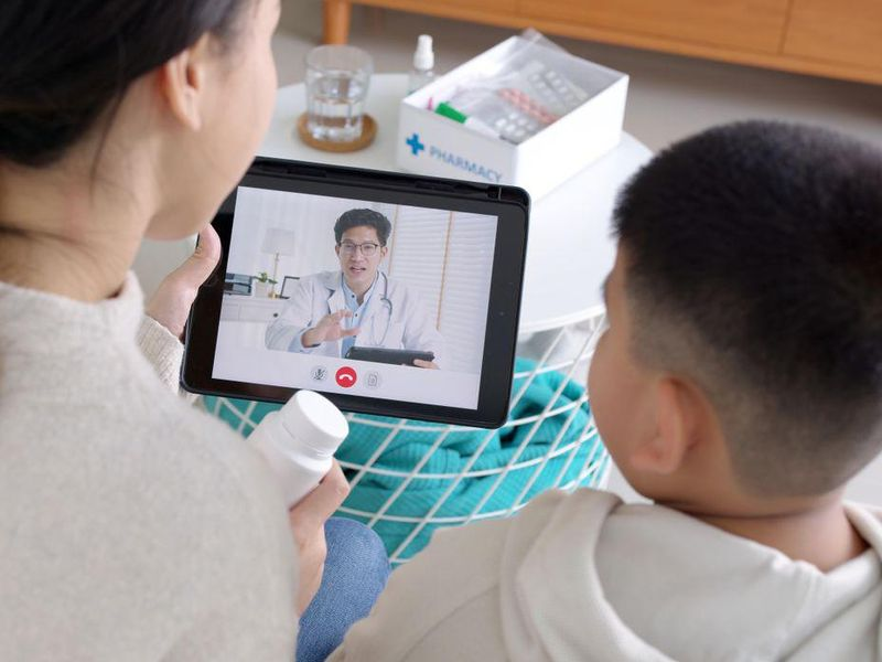 Telehealth: Tips for Helping Kids With Autism Take Part