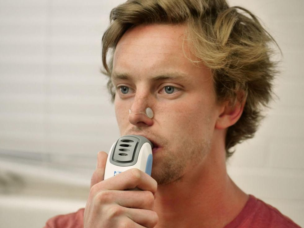 5-Minute Daily Breathing Exercise May Equal Meds in Lowering Blood Pressure