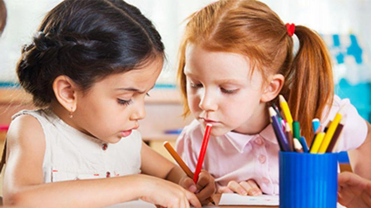 未就学児の学習意欲は知識量に左右される?