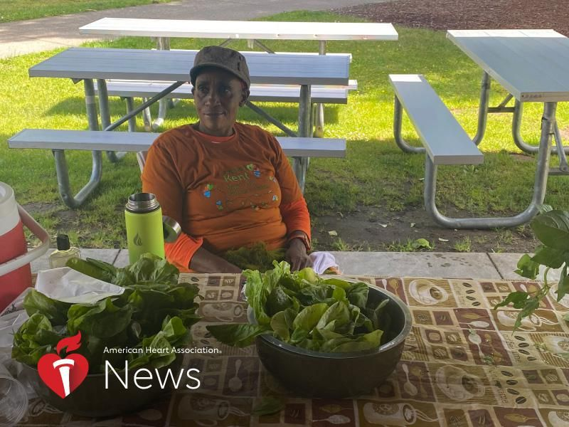 News Picture: AHA News: Farming Takes Root in Seattle-Area Food Desert