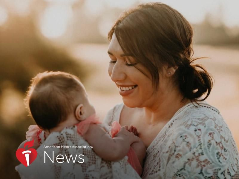 AHA News: Diagnosed With Preeclampsia Late in Pregnancy, She Had a Stroke 5 Days After Giving Birth
