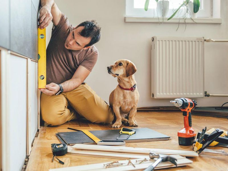 DIY Projects Can Be Prime Time for Foot Injuries