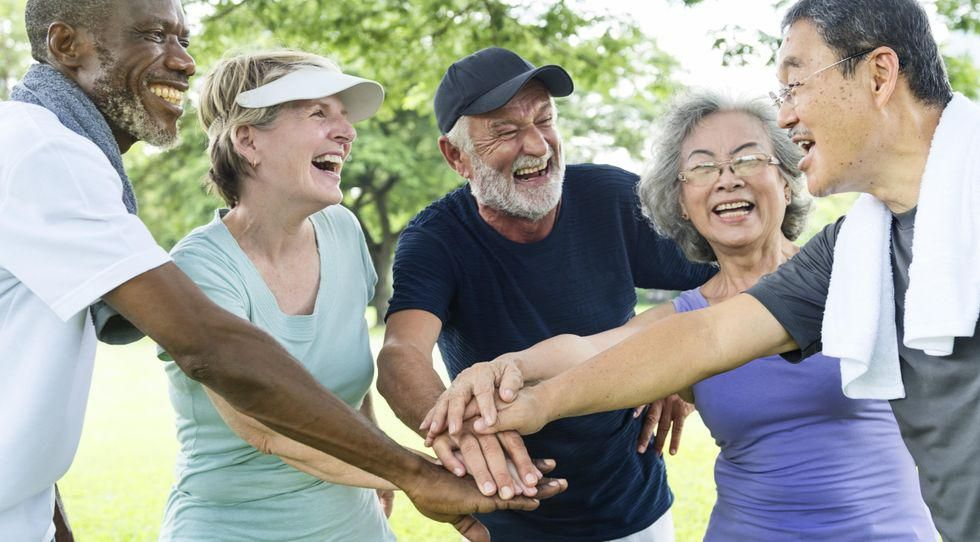 Healthy Living Can Lower Your Odds for Alzheimer's