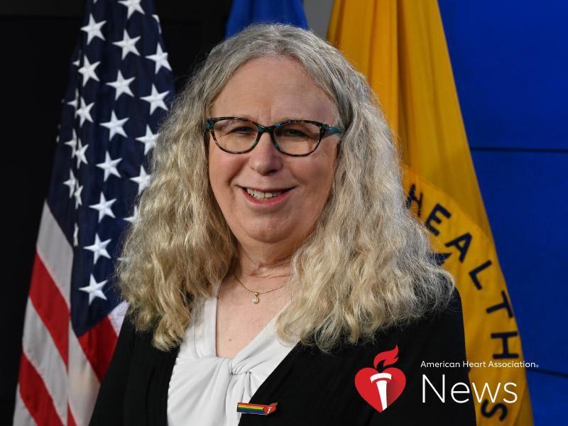 AHA News: As She Makes History, Dr. Rachel Levine Stays Focused on Healing