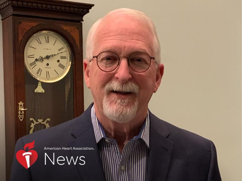 AHA News: Doctor Thought High Blood Pressure Was His Only Problem – Then He Had a Heart Attack