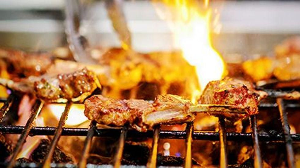 News Picture: It's BBQ Season, Prime Time for Grill Fires