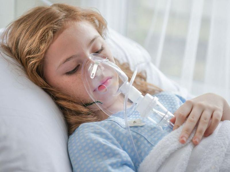 Heart Troubles Ease Over Time in Kids With MIS-C