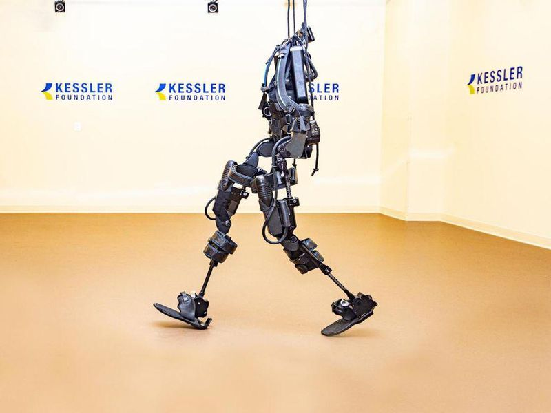 High-Tech Exoskeletons Improve Bowel Function in People With Spinal Cord Injury