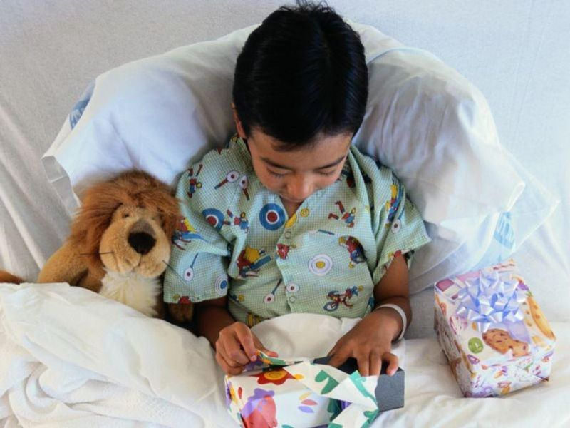 Severe COVID in Kids: Rare, but Brain Issues Can Result