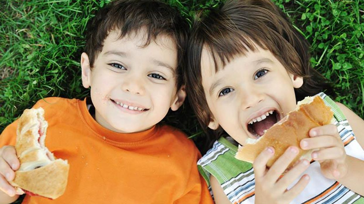 Quick and Healthful Lunches for Kids