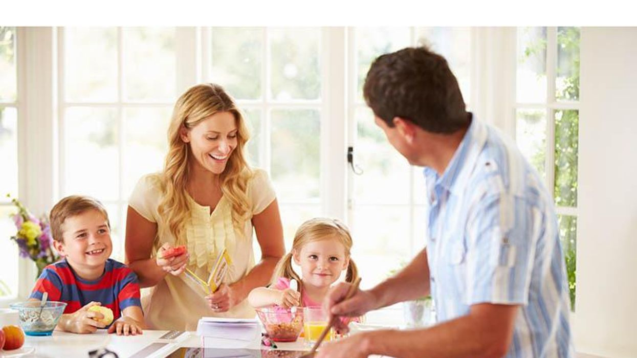 Quick and Healthful Breakfasts for Kids