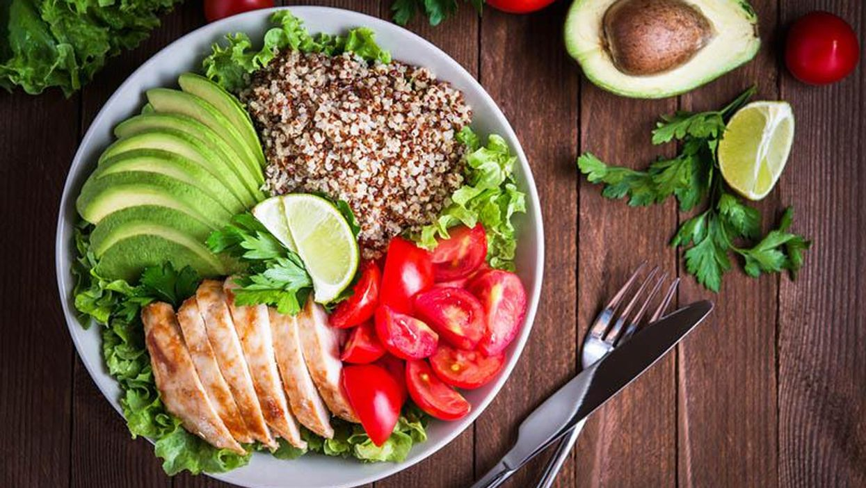Quick and Healthful Lunches