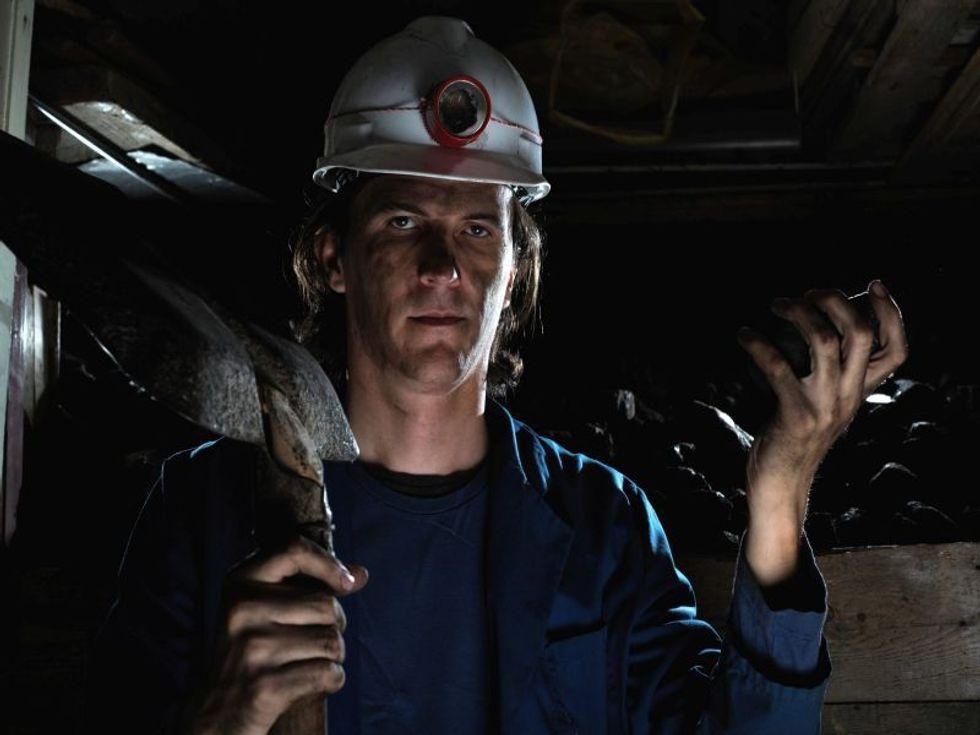 News Picture: Depression Plagues Many Coal Miners With Black Lung Disease
