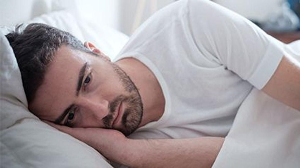 News Picture: Sleepless Nights Can Quickly Mess Up Your Emotions