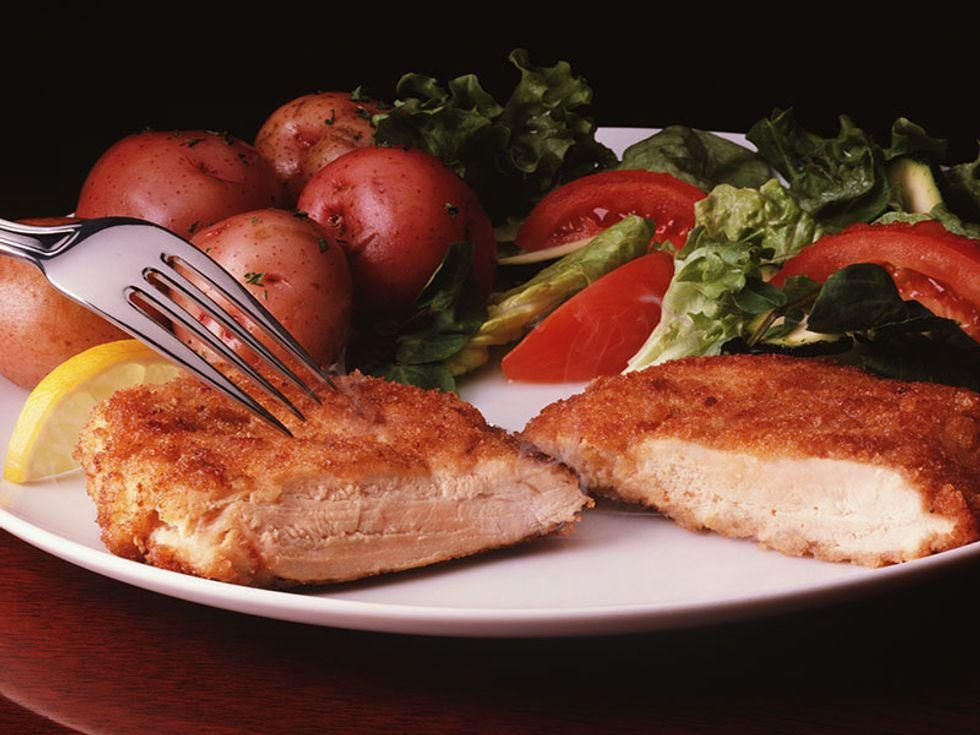 News Picture: Listeria Outbreak Linked to Precooked Chicken: CDC
