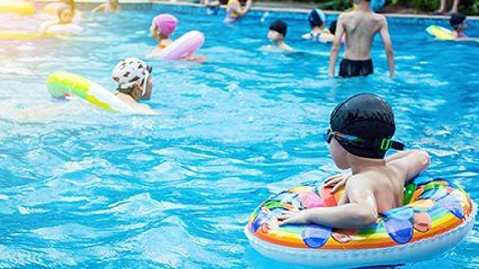 News Picture: Summer Drowning Deaths Can Happen Quickly: Know the Facts