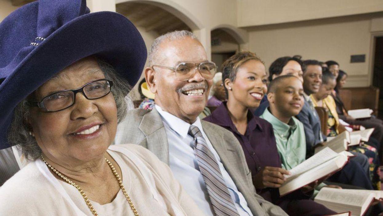 black church religion