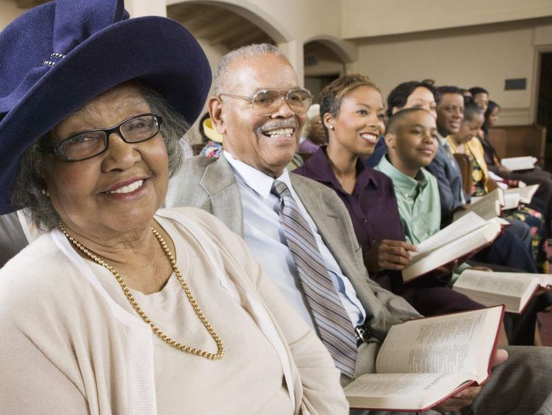 Black Churches Could Be Key to Boosting Vaccination Rates