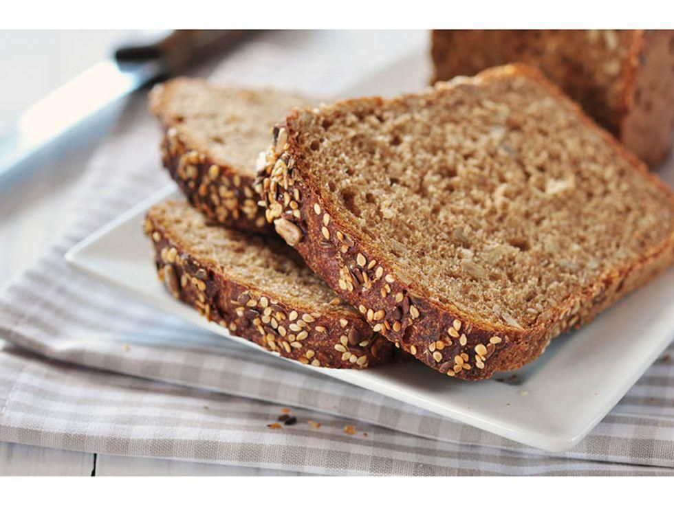 News Picture: Whole Grains Every Day: Key to Your Health and Waistline
