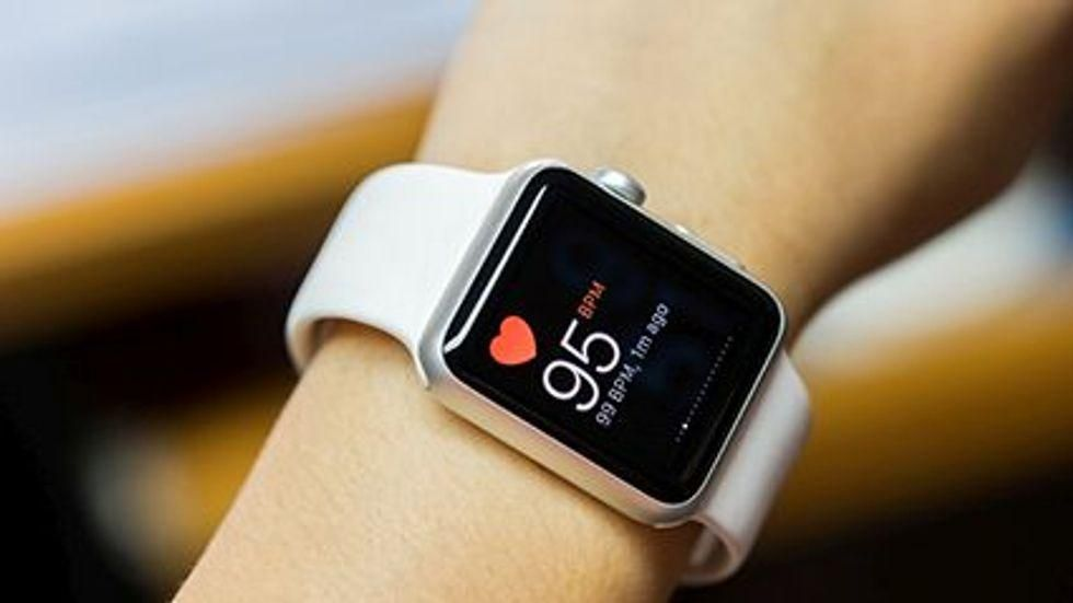 News Picture: Fitness Trackers Are Revealing COVID's Long-Term Effects