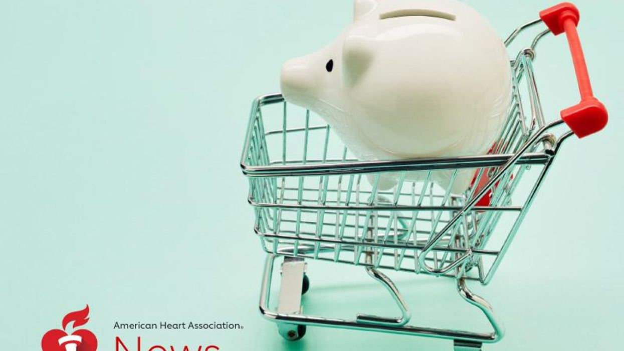 AHA News: Cómo comer bien y ahorrar dinero al mismo tiempo