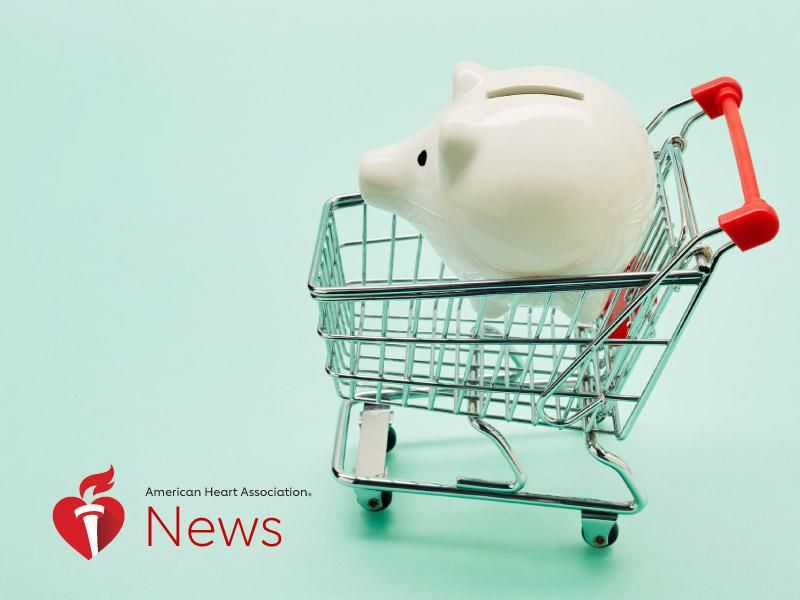 AHA News: How to Eat Right and Save Money at the Same Time
