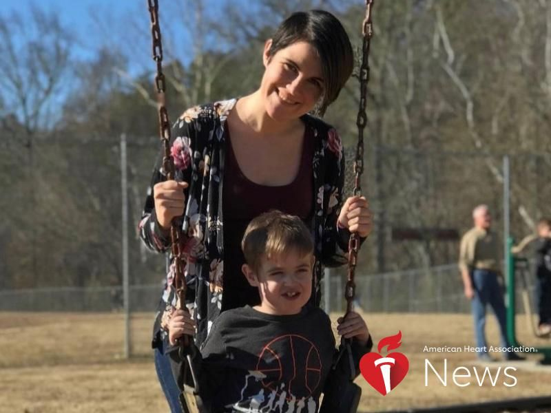 AHA News: Born With a Severe Heart Defect, 9-Year-Old Boy Defies All Odds
