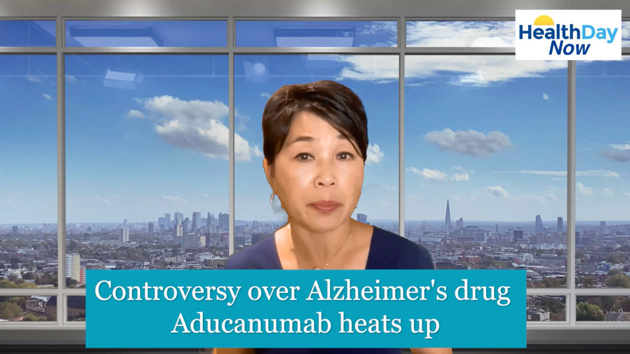 HealthDay Now: Experts Weigh In On Alzheimer's Drug Controversy