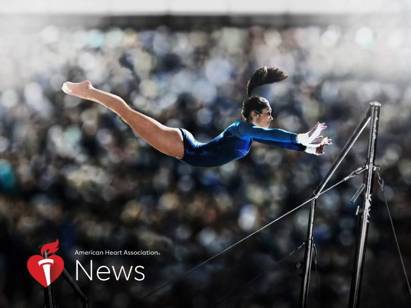 AHA News: Olympians Push the Physical Limits of Humankind, But What Limits Humans?