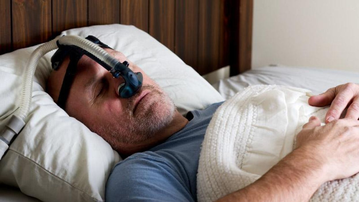 AHA News: Severe Sleep Apnea Could Damage Key Blood Vessels