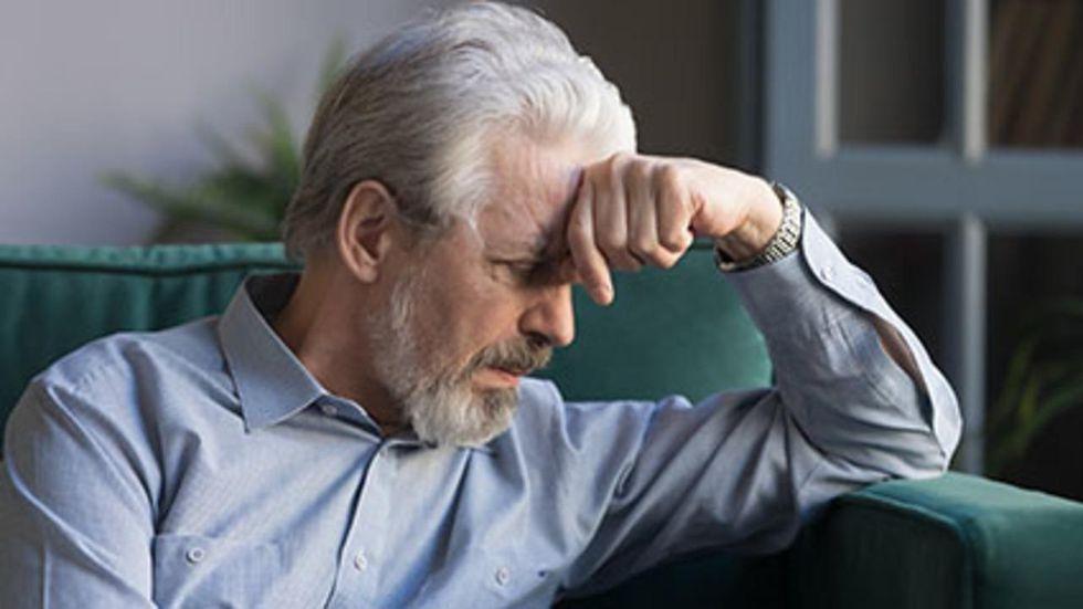 News Picture: Loneliness Raises Opioid Dangers in Seniors: Study