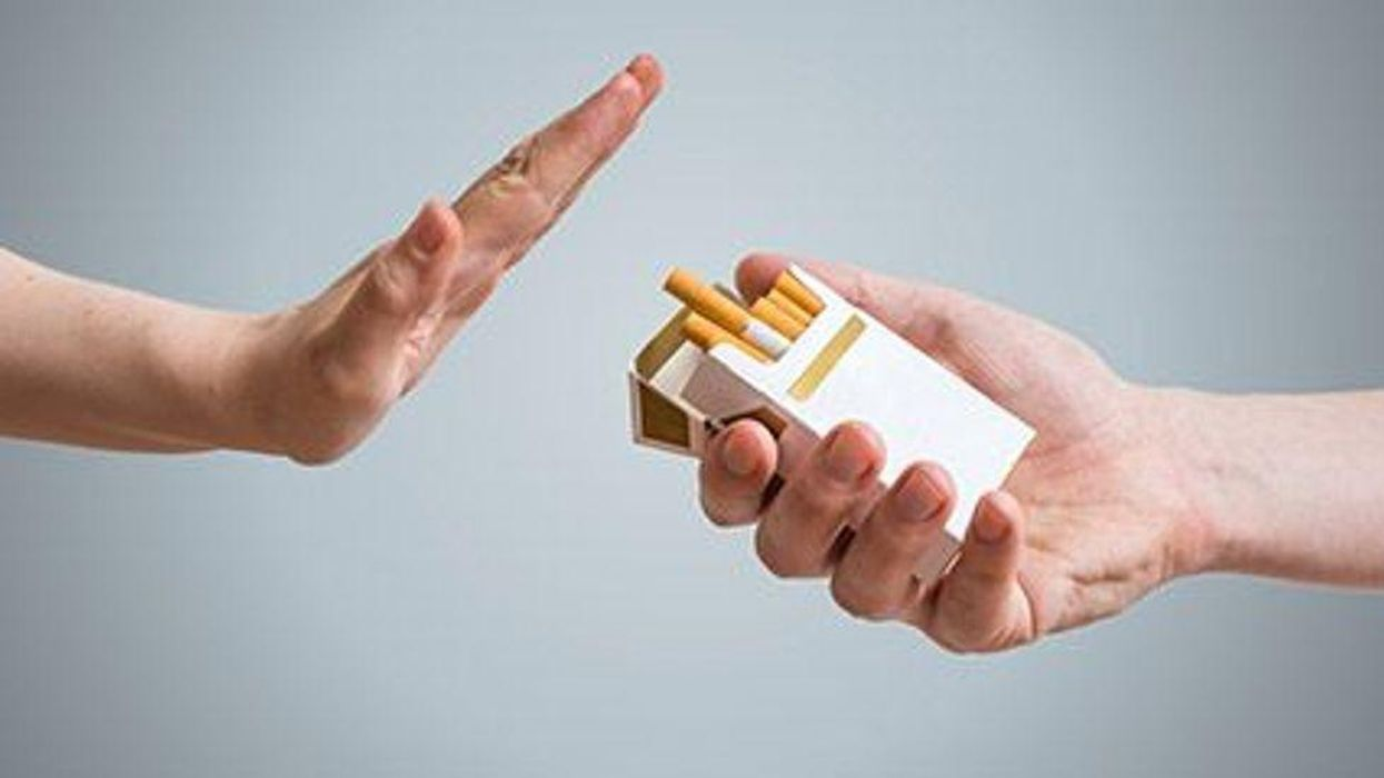 Smoking Cessation After NSCLC Diagnosis Cuts Mortality Risk