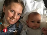AHA News: She Had a Baby. Then Emergency Heart Surgery. And a Stroke. Then, a New Heart.