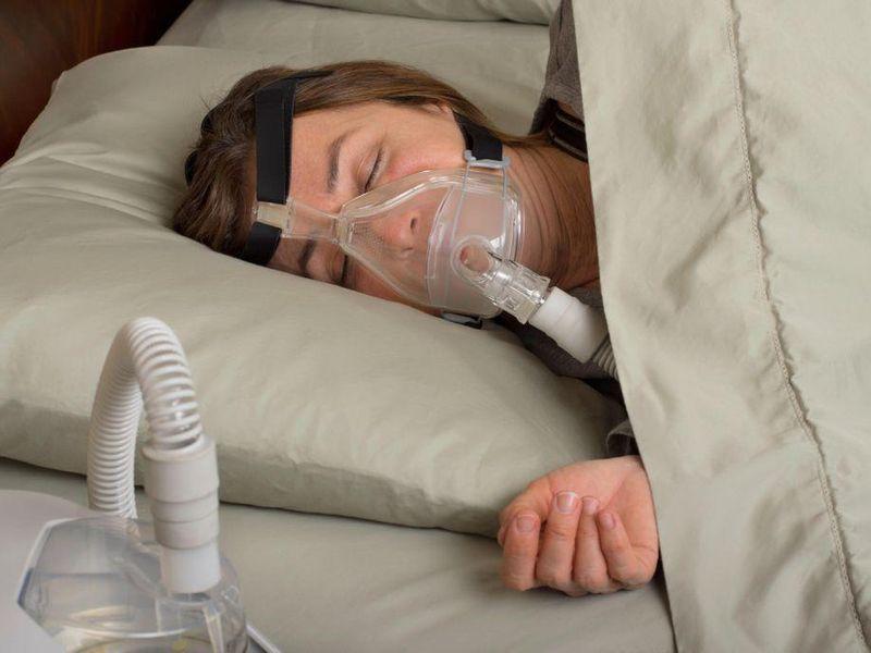 Sleep Apnea Doubles Odds for Sudden Death