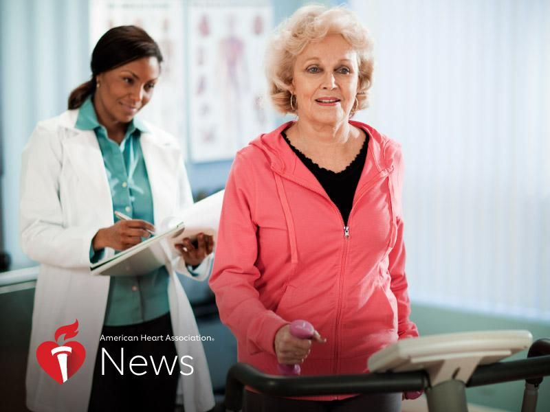 News Picture: AHA News: Dementia Can Complicate Heart Recovery and Treatment