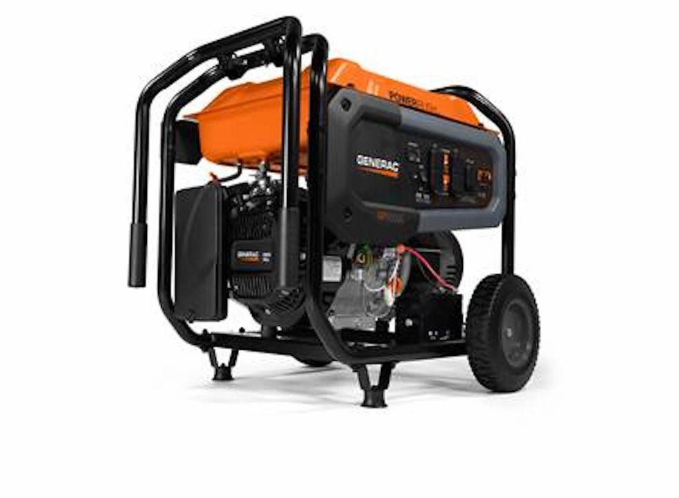 News Picture: Portable Generators Recalled After Handle Amputates Fingers