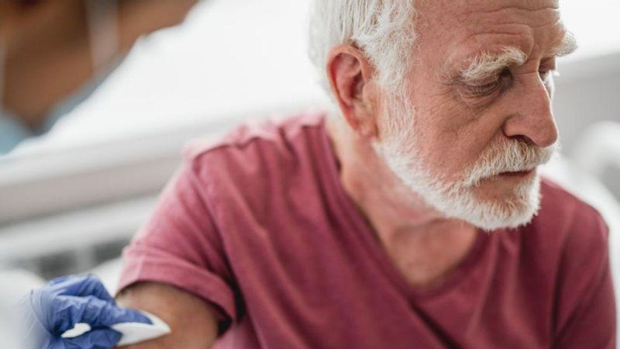 Israel Offers COVID-19 Booster Shots to Anyone Over 60