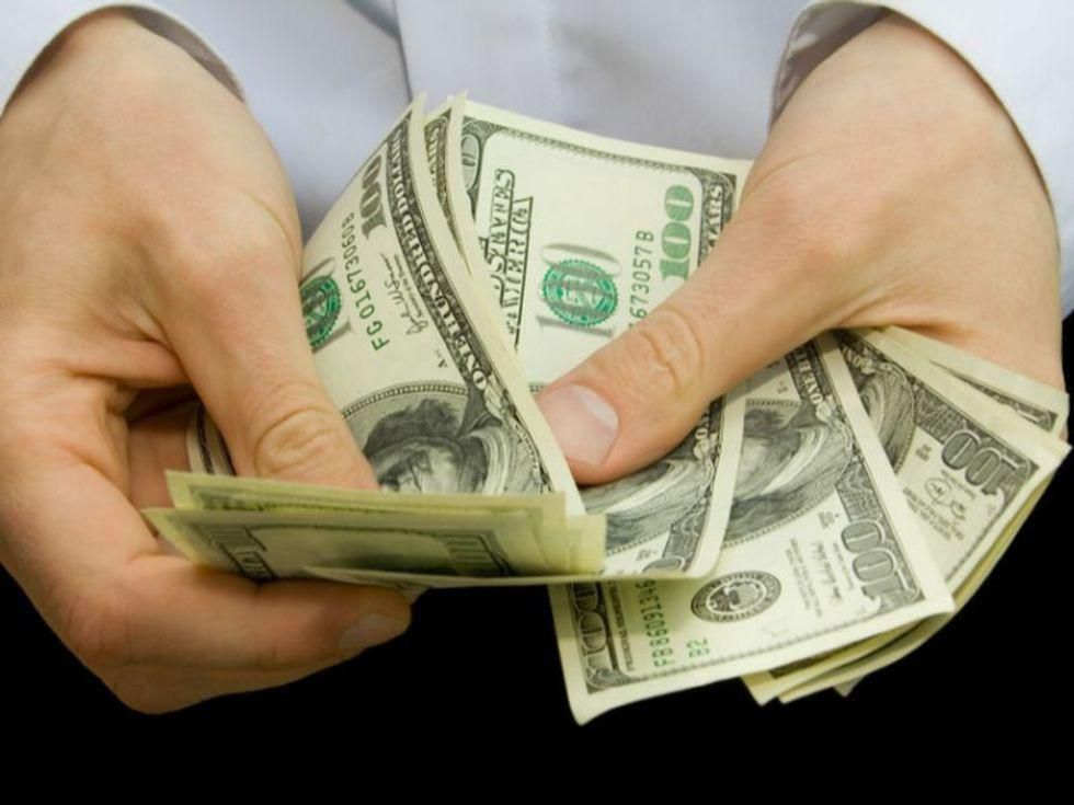 News Picture: Money Can Buy Americans Longer Life: Study