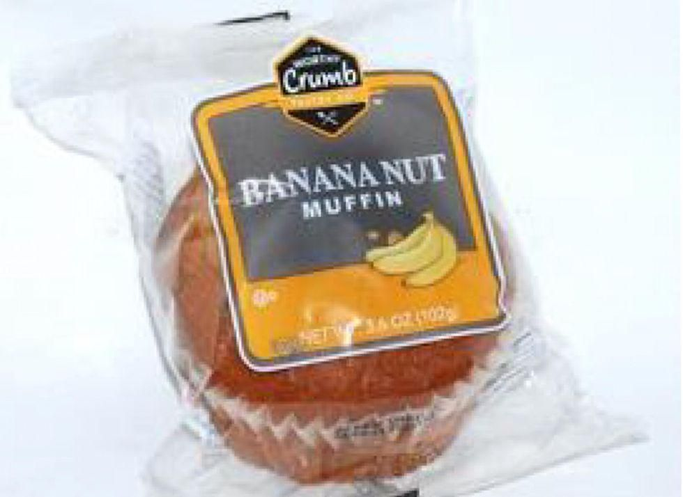 News Picture: Muffins Recalled for Possible Listeria Contamination