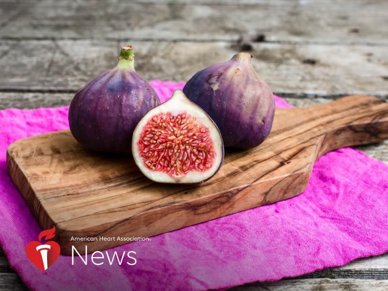 News Picture: Are Figs Good for You? Get the Whole Sweet Story
