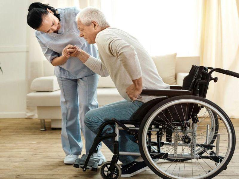 A Second 'Closet' for Some LGBTQ Seniors Entering Nursing Homes