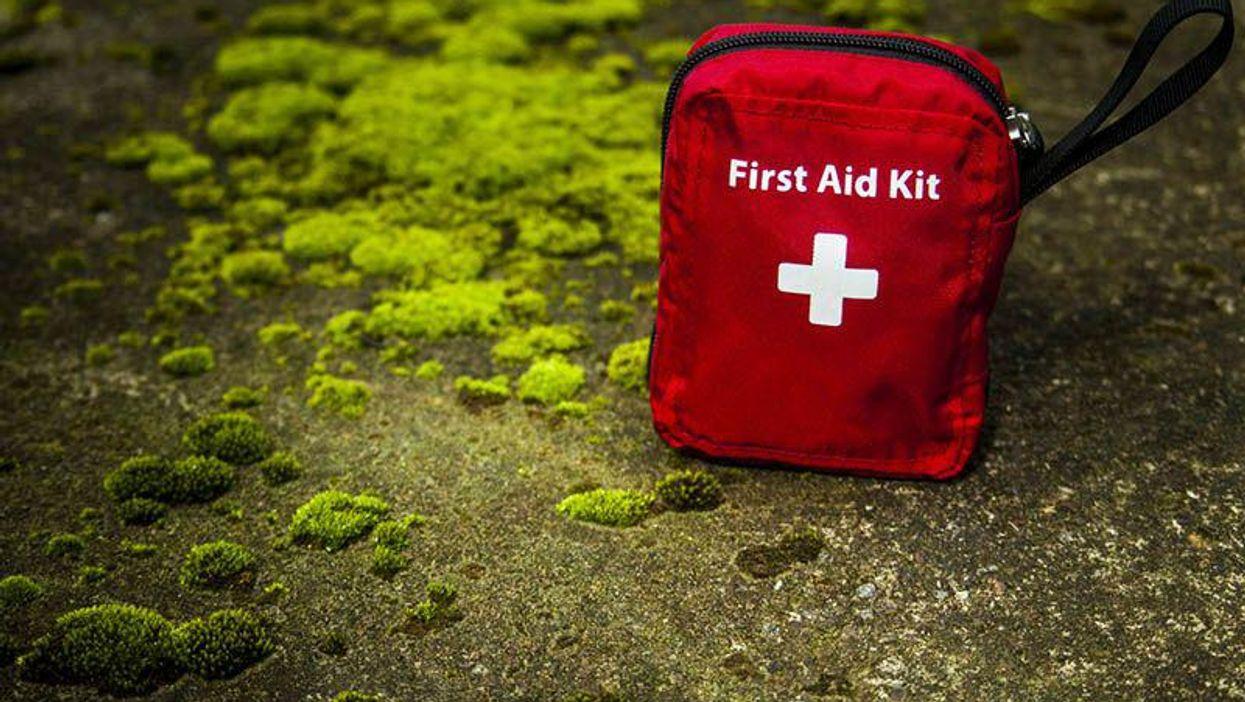 Wilderness First Aid Kit