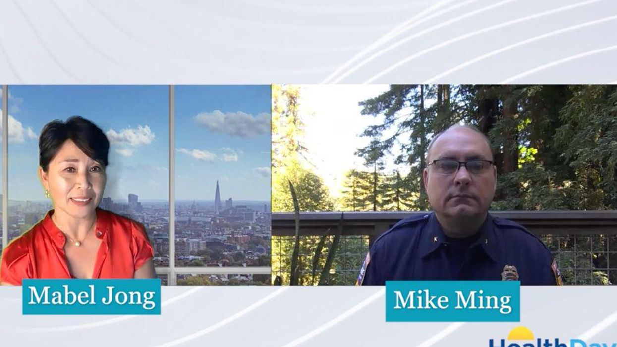 mike ming firefighters
