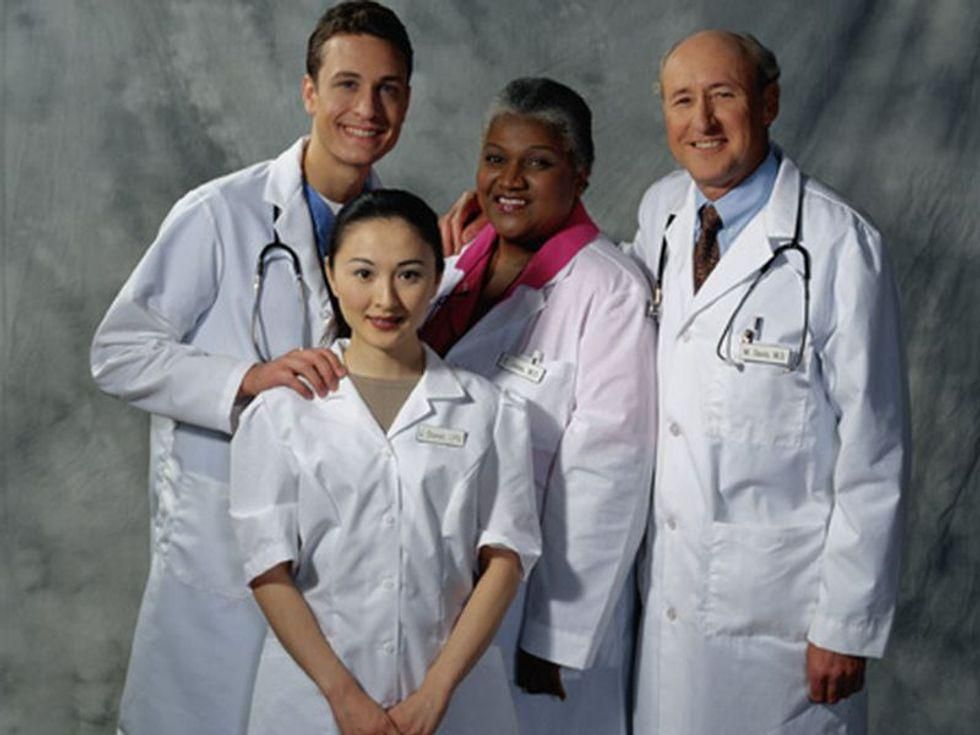 News Picture: Americans Have High Trust in Health Care Providers: Poll