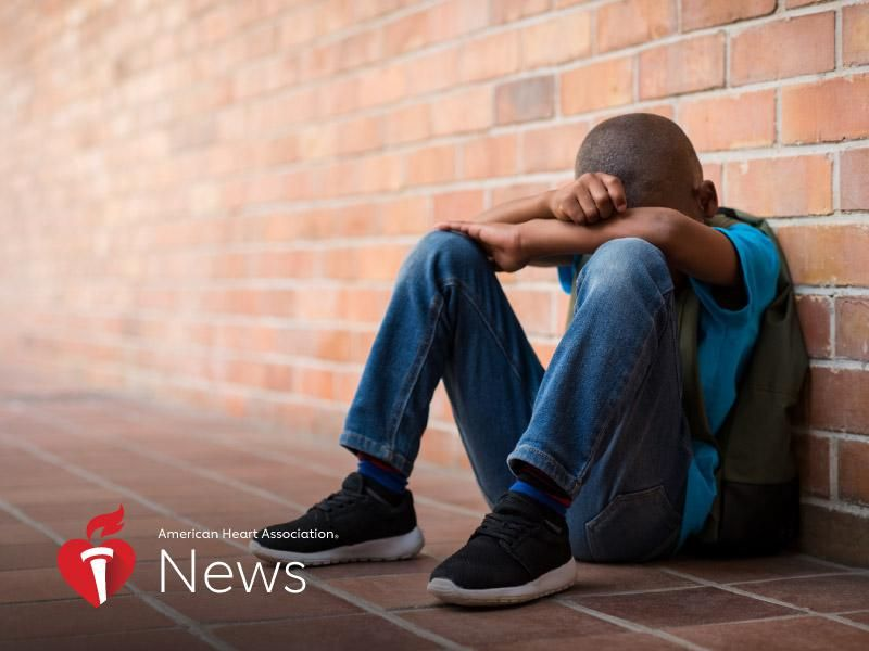AHA News: Childhood Trauma May Affect Heart Health in Low-Income Black Adults