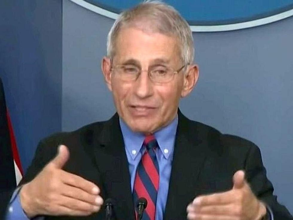 News Picture: Fauci Warns of More Pain From Pandemic, Though New Lockdowns Not Likely