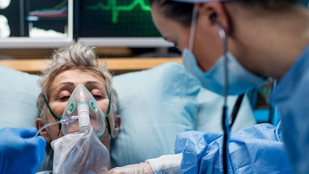 Florida Sees Record Number of COVID Cases, Hospitalizations
